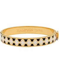 Halcyon Days | Metallic Agama Bangle | Lyst