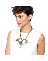 Lulu Frost - Metallic Nightshade Necklace - Lyst
