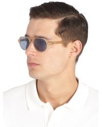 Paul Smith - Natural Elvin Cobalto Acetate Sunglasses for Men - Lyst