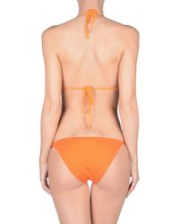 Fendi - Orange Bikini - Lyst