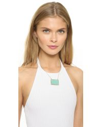 Heather Hawkins - Blue Reunion Necklace - Turquoise - Lyst