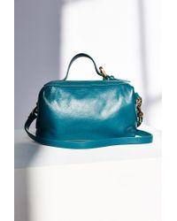 Kelsi Dagger Brooklyn | Blue Metz Clutch Bag | Lyst