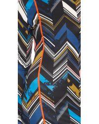 Preen By Thornton Bregazzi - Blue Gela Dress - Lyst