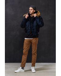 Alpha Industries | Blue N-2b Jacket for Men | Lyst
