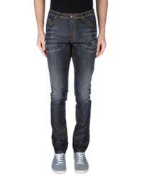 Tom Rebl | Blue Denim Pants for Men | Lyst