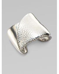 John Hardy | Metallic Sterling Silver Bracelet | Lyst