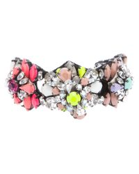 Shourouk | Multicolor 'tyson' Cuff | Lyst