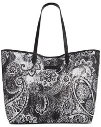 Vera Bradley - Blue Canterberry Cobalt Get Carried Away Tote - Lyst