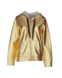 Till.da | Metallic Sweatshirt | Lyst