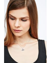 Vivienne Westwood | Metallic Betsy Orb Necklace in Silver | Lyst