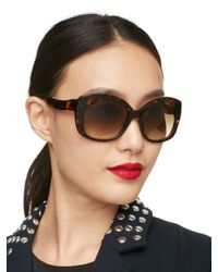 Kate Spade | Brown Jakalyn Sunglasses | Lyst