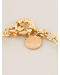 Marc By Marc Jacobs - Metallic Charm Bracelet - Lyst