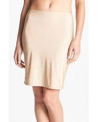 Only Hearts - Natural 'second Skin' Half Slip - Lyst