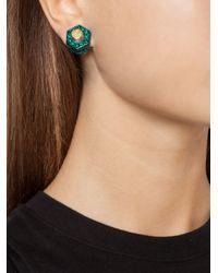 Vivienne Westwood | Blue 'jolene' Earrings | Lyst