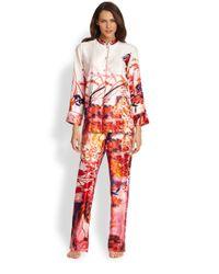 Natori | Multicolor Rococo Pajamas | Lyst