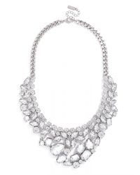 BaubleBar | Metallic The Heartbreaker Bib | Lyst