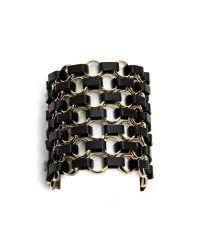 Tory Burch | Metallic Aselma Chain Bracelet   | Lyst