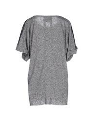Lot78 - Gray T-shirt - Lyst