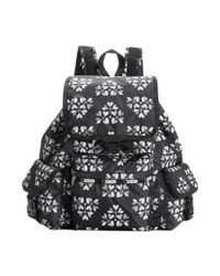 LeSportsac | Black Voyager Backpack | Lyst