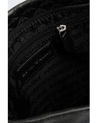 Emporio Armani | Black Messenger Bag for Men | Lyst