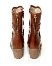 Moda In Pelle - Brown Adonias Wedges - Lyst
