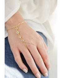 Forever 21 - Metallic Katie Dean Cleopatra Hand Piece You've Been Added To The Waitlist - Lyst