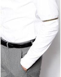 ASOS - Metallic Sleeve Garters for Men - Lyst