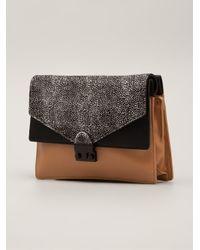 Loeffler Randall - Black Agenda Shoulder Bag - Lyst