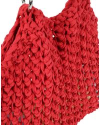 Wool And The Gang | Red Milo Beach Bag | Lyst