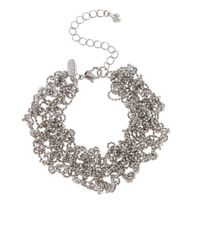 Coast | Metallic Sparkle Chain Bracelet | Lyst