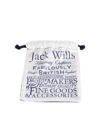 Jack Wills - Metallic Belgrave Silver Alphabet U Charm - Lyst