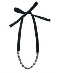 'S Max Mara - Metallic Agnelli Necklace - Lyst