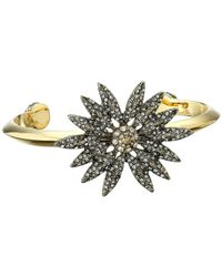 House of Harlow 1960 - Metallic Kaleidoscope Cuff Bracelet - Lyst