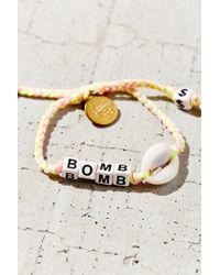 Venessa Arizaga - Multicolor Bombshell Bracelet - Lyst