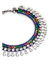 Venessa Arizaga | Multicolor 'technicolor Girls' Necklace | Lyst
