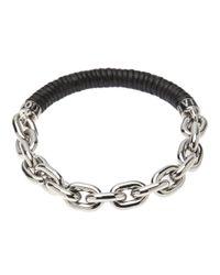 Vivienne Westwood - Metallic Mixed Metal Bracelet - Lyst