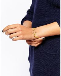Daisy London | Metallic Exclusive Laura Whitmore Gold Friendship Bracelet | Lyst