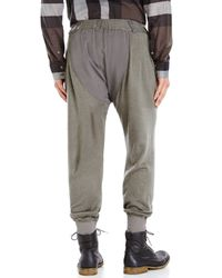Nicholas K - Gray Granite Orson Jogger Pants for Men - Lyst