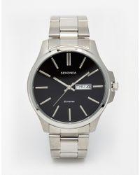 Sekonda - Metallic Watch In Stainless Steel 3382 for Men - Lyst