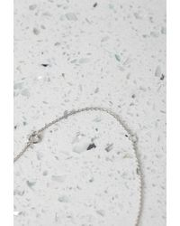 Forever 21 | Metallic Sugar Bean Love You Necklace | Lyst
