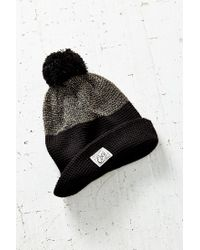 Obey | Black Madison Beanie | Lyst
