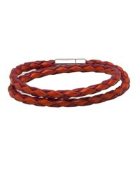 Tateossian - Red Bracelet for Men - Lyst