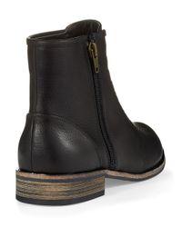 Splendid | Black Orella Ankle Boots | Lyst