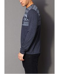 Forever 21 | Gray Desert Days Crew Neck You've Been Added To The Waitlist for Men | Lyst