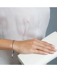 Astley Clarke - Metallic Onyx Woven Biography Bracelet - Lyst
