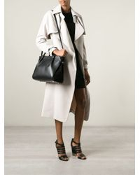 Nina Ricci | Black Small 'Marche' Bag | Lyst
