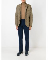 Loro Piana - Natural 'stormsystem Journey Windmate' Jacket for Men - Lyst