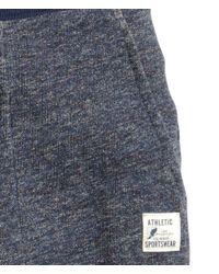 H&M - Blue Sweatpants for Men - Lyst