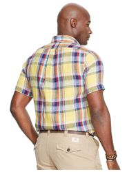 Polo Ralph Lauren | Multicolor Big & Tall Plaid Shirt for Men | Lyst