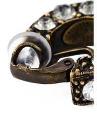 Lanvin - Natural Tassel Earrings - Lyst
